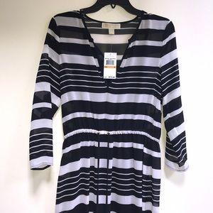 💙🧡Michael Kors Sheet Maxi Dress Dress Inside